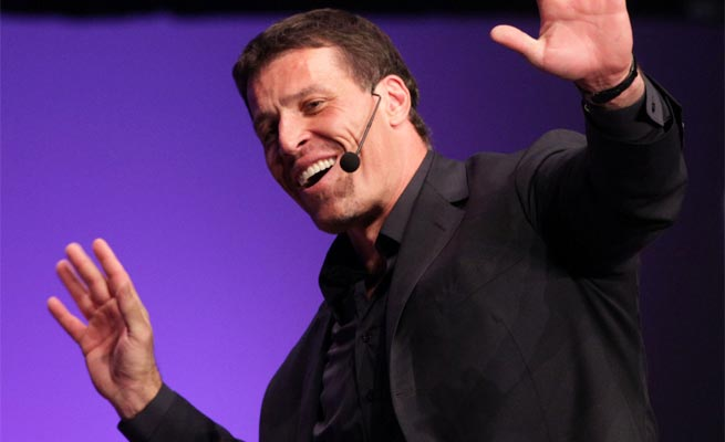 How to Firewalk – Secret about Success That I Learned from Tony Robbins
