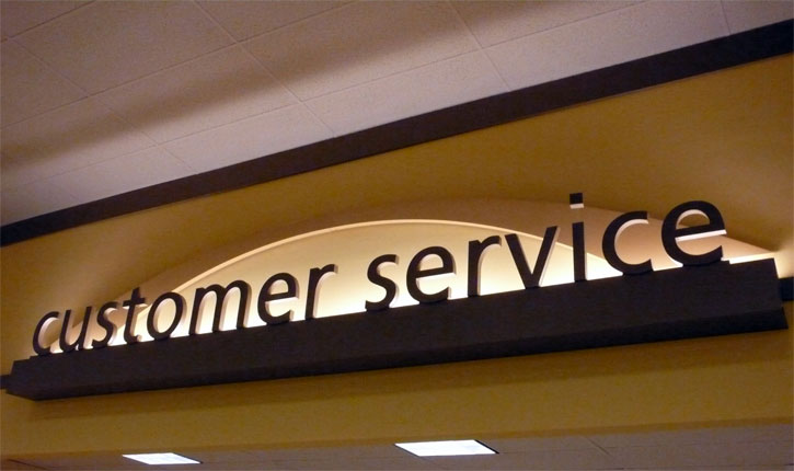 Lessons in Customer Service