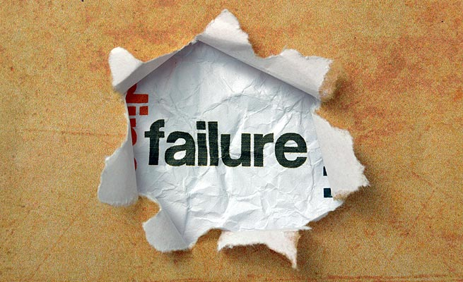 6 Reasons to Embrace Failure on Your Way to Success